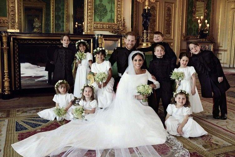 Bukan Meghan - Harry, Ini Pernikahan yang Paling Banyak Ditonton