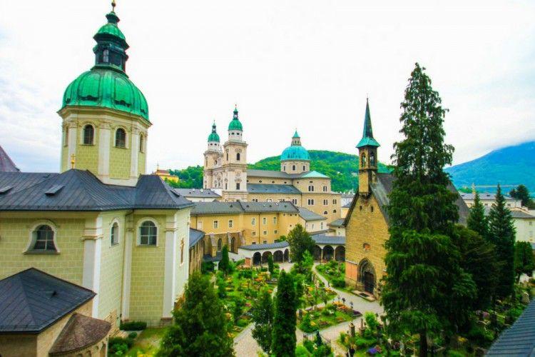 Negara Austria, Tempat Syuting Drama Musikal Paling Legendaris di Dunia