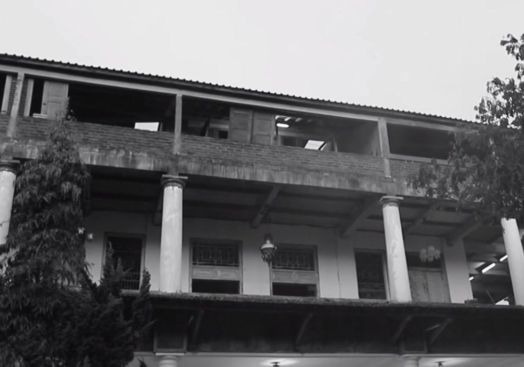 Seram Dan Kurang Terawat Ini Spot Angker Di Villa Ahmad Dhani