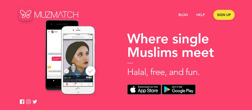 5 Aplikasi Kencan Online Ini Diciptakan Khusus Untuk Muslim