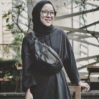 OOTD Hijab Nissa Sabyan Si YouTuber Bersuara Merdu