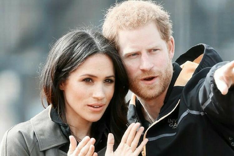 Ratu Elizabeth Berikan Hadiah Mewah untuk Pangeran Harry dan Meghan