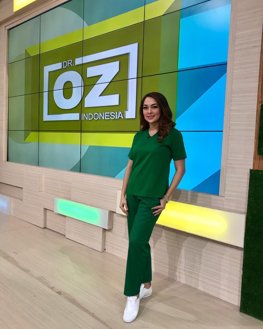 Model yang Jadi Dokter, Ini Fakta Lain Reisa Broto Asmoro si Host Dr OZ