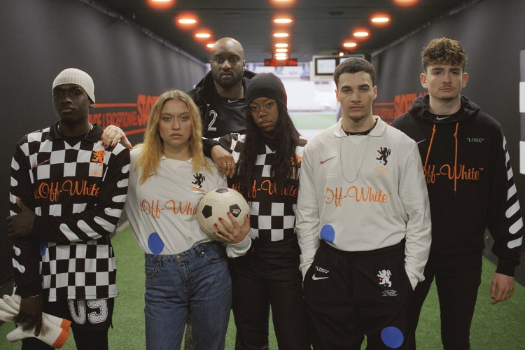 Nike Perkenalkan Koleksi Virgil Abloh 'Mon Amour' & Kim Jones 'Football Reimagined'