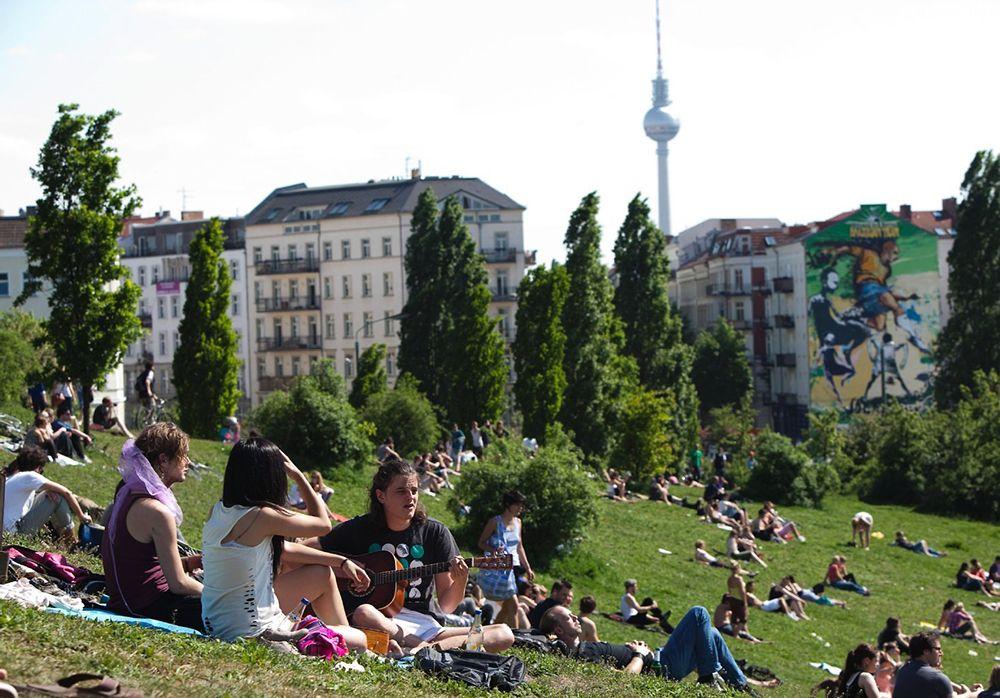 3 Taman Kota Paling Instagramable di Jerman