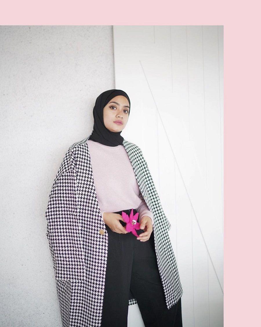 Inspirasi Hijab Minimalis yang Bisa ditiru dari Ayudia