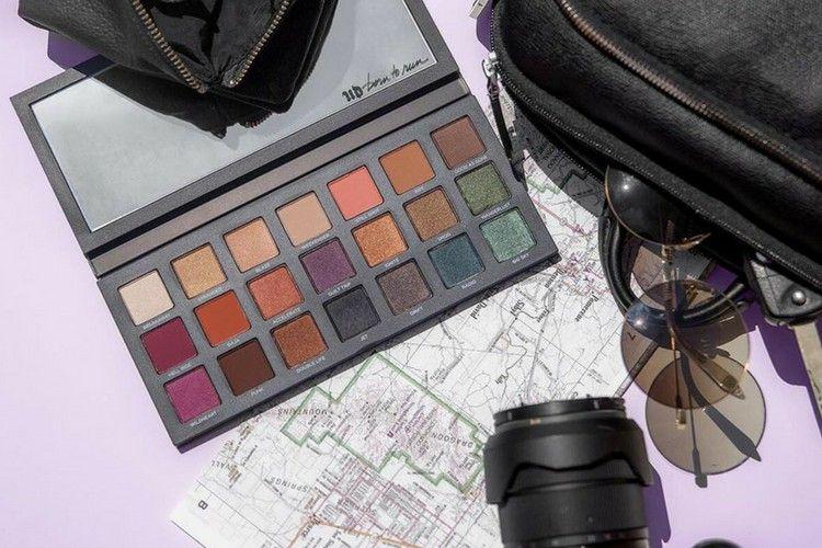 Sambut Musim Panas, Urban Decay Luncurkan Eyeshadow untuk Travelling