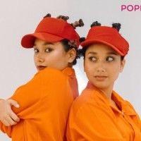Mirip Banget, Ini Serunya Jadi Anak Kembar a la Salmaa dan Salwaa