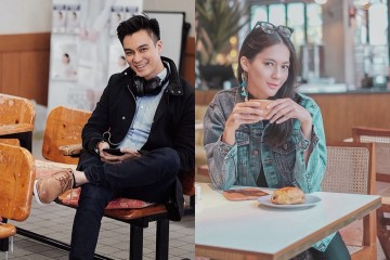 5 Seleb Indonesia Ini Memilih Berpacaran dengan Model