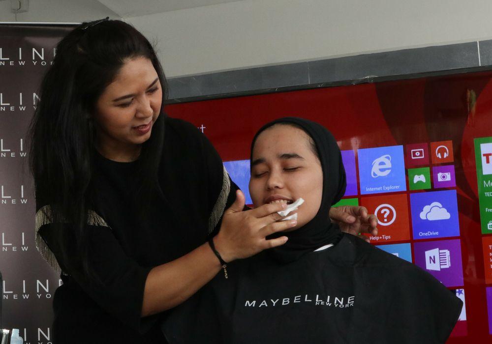Popbela Community Adakan Makeup Class untuk Ramadan Bersama Maybelline
