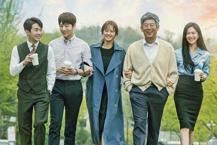 6 Drama yang Tampilkan Realita Kasus Hukum di Korea Selatan