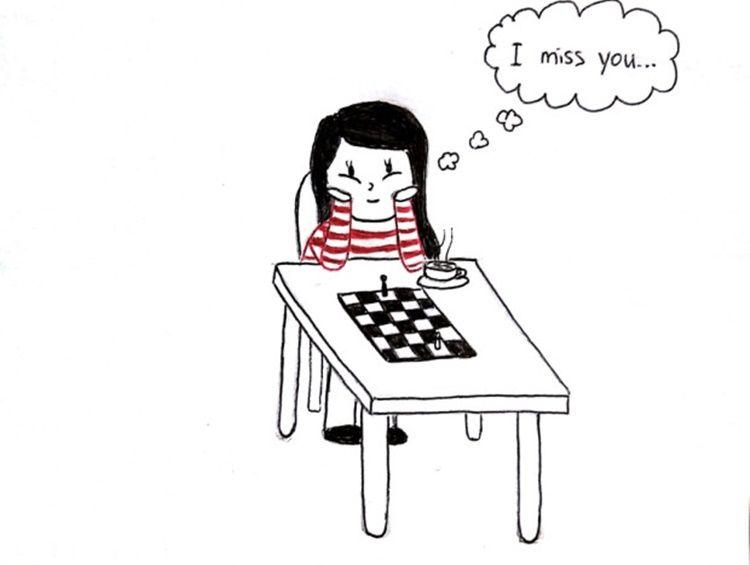 12 Ilustrasi yang Menggambarkan Perasaan Si Pejuang LDR