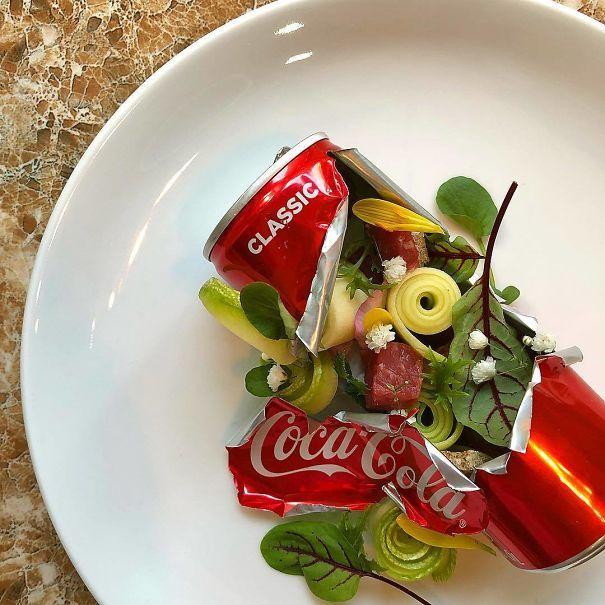 Bukannya Unik, 7 Cara Penyajian Makanan Ini Malah Terlihat Aneh