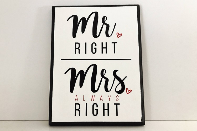 Ternyata Ini Alasannya Kenapa Cewek Dijuluki Mrs. Always Right