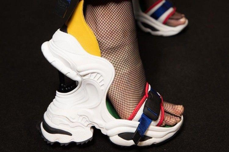 Dsquared2 Memperkenalkan Ugly Shoes Teraneh yang Chic