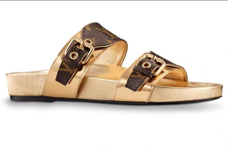 Louis Vuitton Hadirkan Statement Sandal untuk Musim Panas