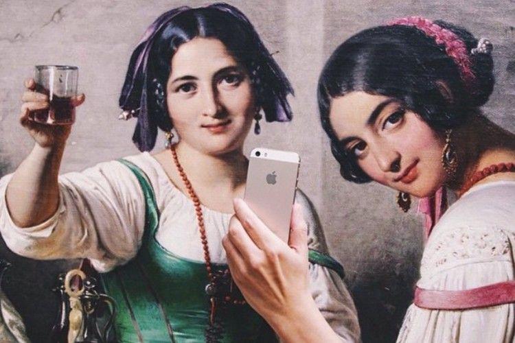 Begini Lho Serunya Museum Selfie di Amerika Serikat