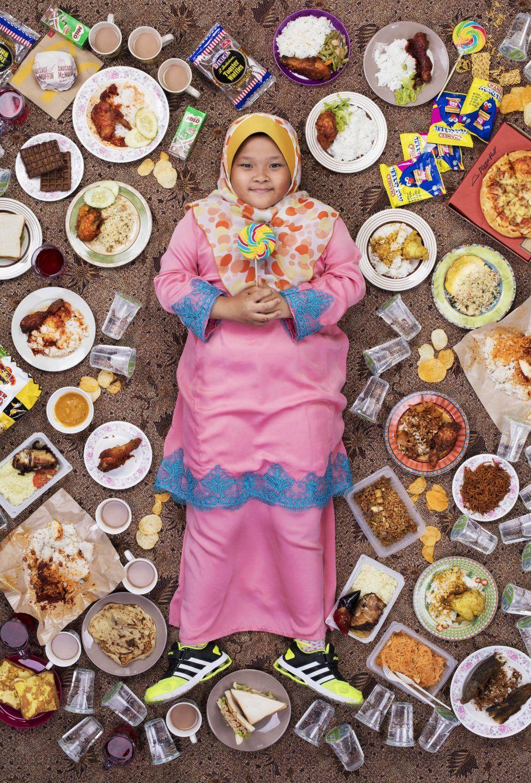Ini Makanan yang Dikonsumsi Setiap Hari oleh Anak-Anak di Seluruh Dunia