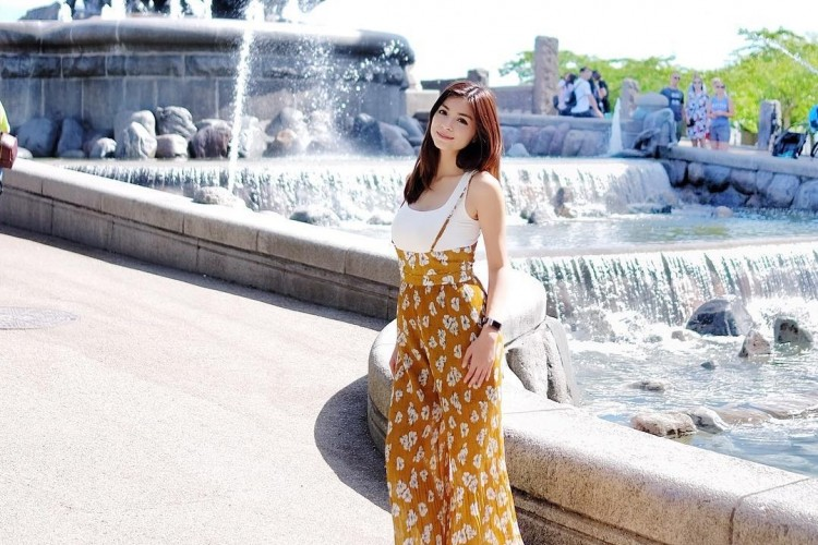 5 Inspirasi Summer Outfit yang Bisa Kamu Contek dari Sandra Olga