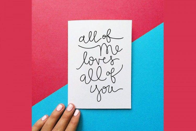 Bikin Meleleh! 9 Kalimat yang Lebih Bermakna dari 'I Love You'