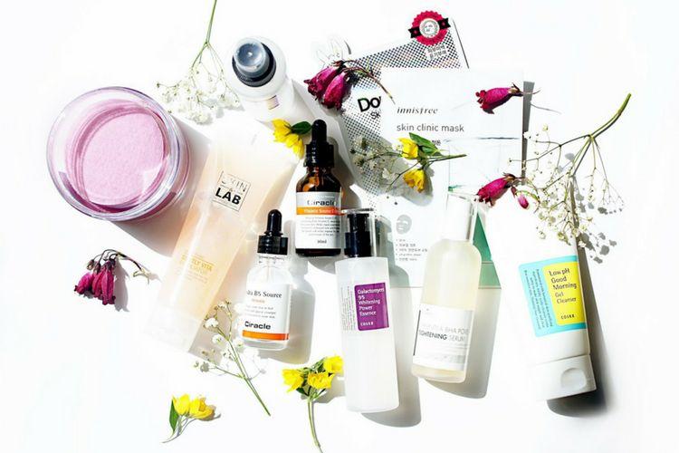 Image  Skincare Diet, Solusi Bagi Kamu yang Tidak Suka 10 Tahapan Skincare