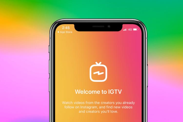 10 Fakta tentang IGTV, Fitur Baru Instagram yang Jadi Pesaing YouTube