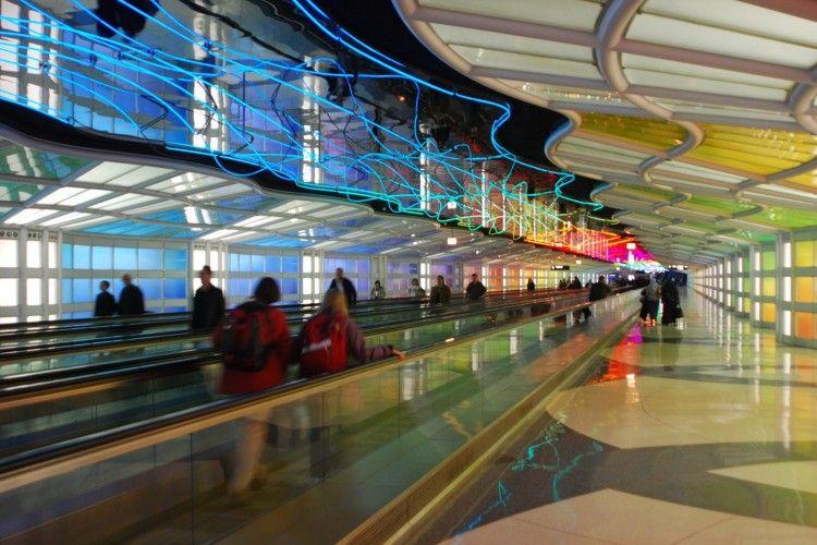 Ini Lho 10 Bandara Tersibuk di Dunia