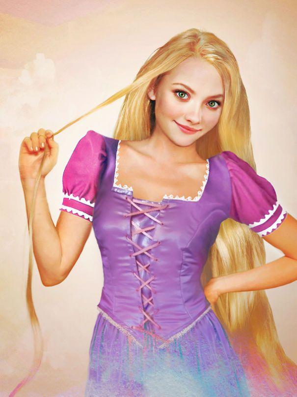 Begini Wajah Princess Disney Kalau Mereka Hidup di Dunia Nyata