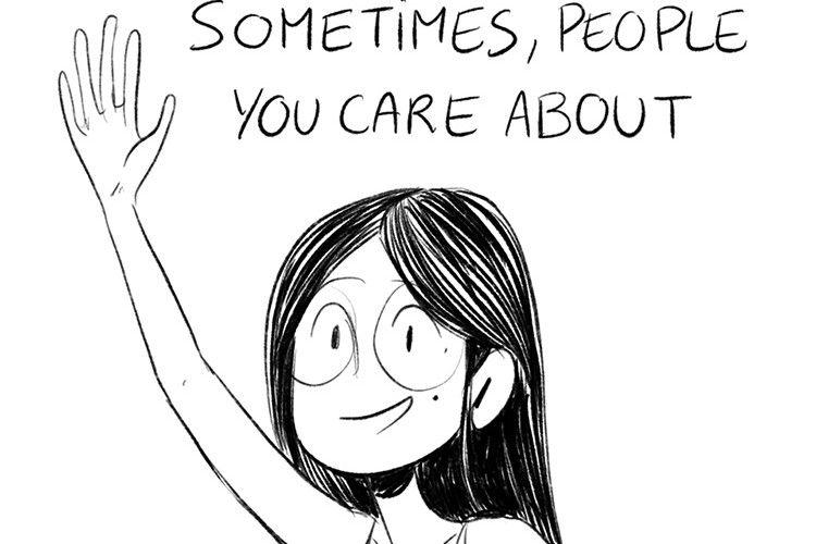 8 Ilustrasi yang Mewakili Rasa Kecewa Ketika Sahabat Tak Peduli Kepadamu