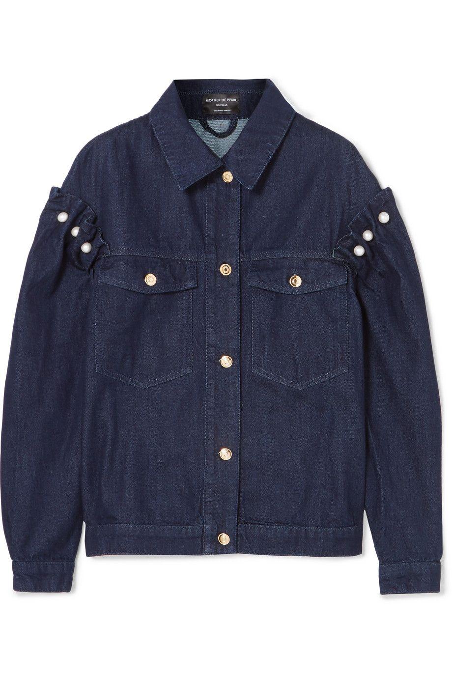 #PopbelaOOTD: Statement Denim Jacket
