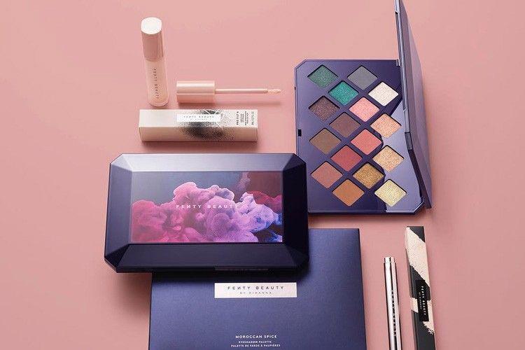 Bisa Buat Riasan Mata Semakin Cantik, Ini Koleksi Makeup Terbaru dari Rihanna