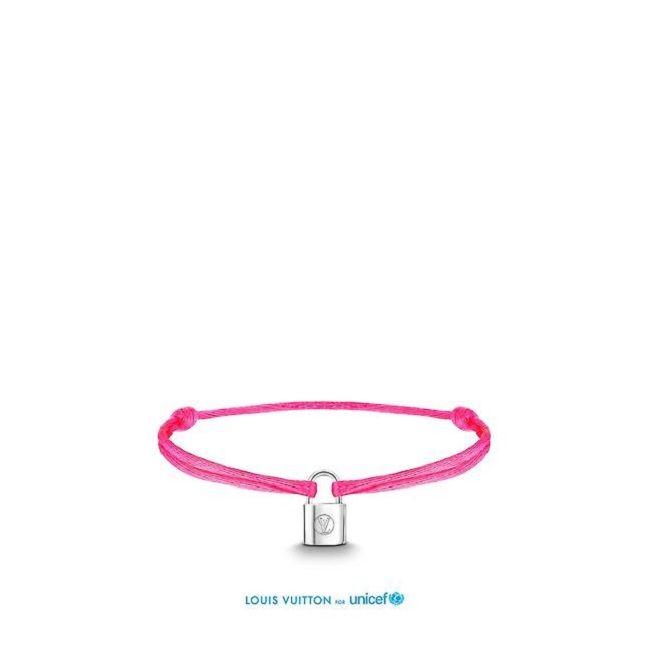 Louis Vuitton Luncurkan Gelang Amal Bersama UNICEF