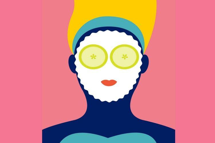 Cara Mudah Membuat Pori-pori Wajah Mengecil dengan Masker Telur
