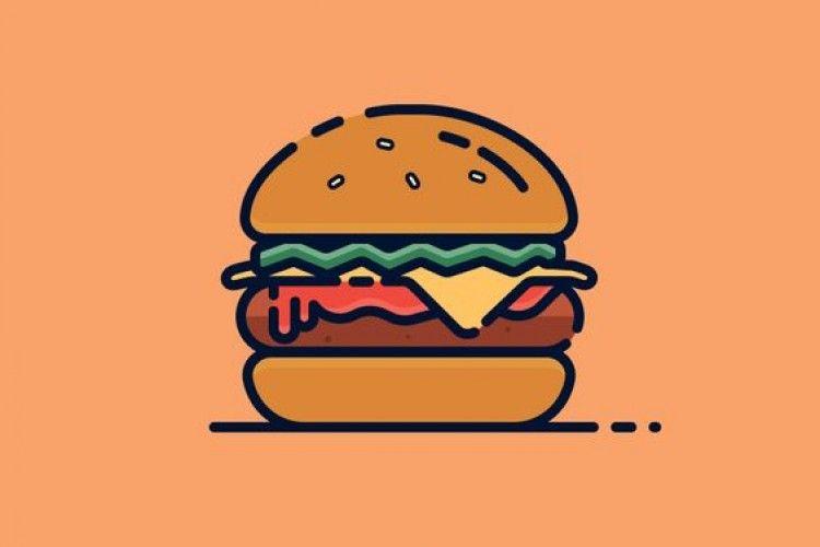 Gara-Gara Komplain Soal Burger, Pria Ini Raup Jutaan Rupiah Per Tahun
