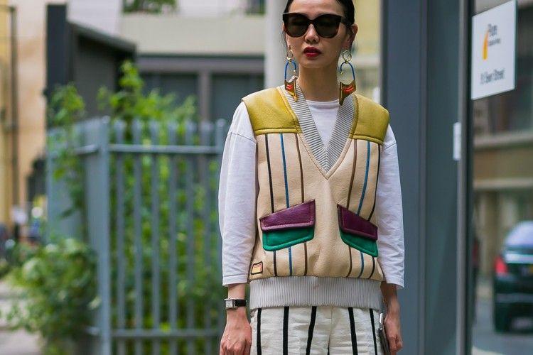 Intip 5 Formula Tampil Statement dengan Vest