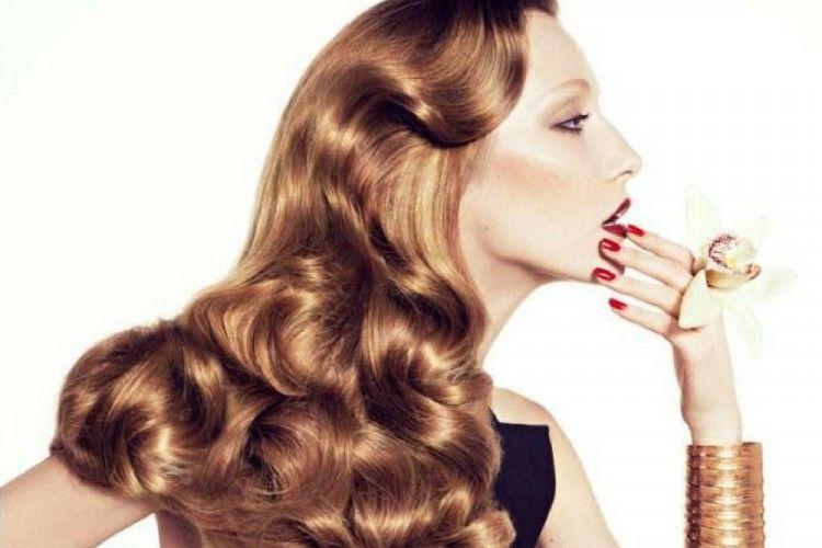 5 Tips Membuat Rambut Ikal Lebih Tahan Lama