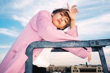 Ini 10 Alasan yang Membuatmu Jatuh Cinta pada V 'BTS'