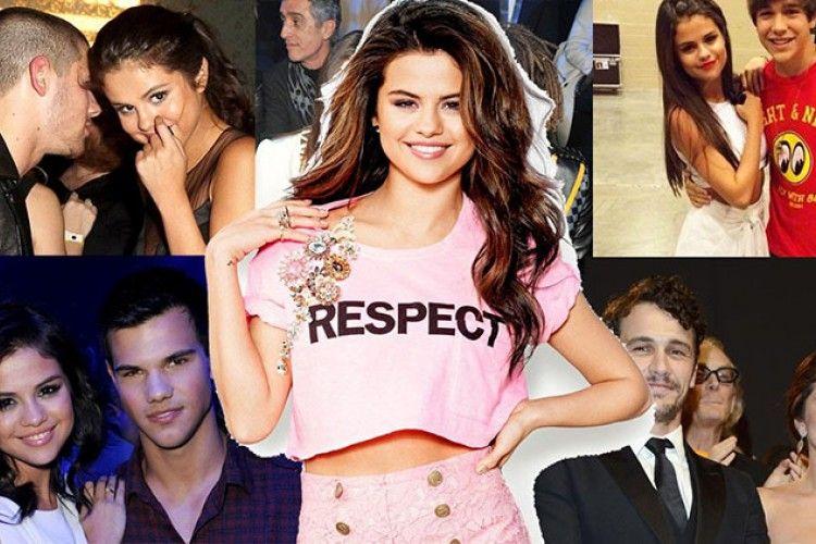 Justin Bieber dan 17 Laki-Laki yang Pernah di Sisi Selena Gomez