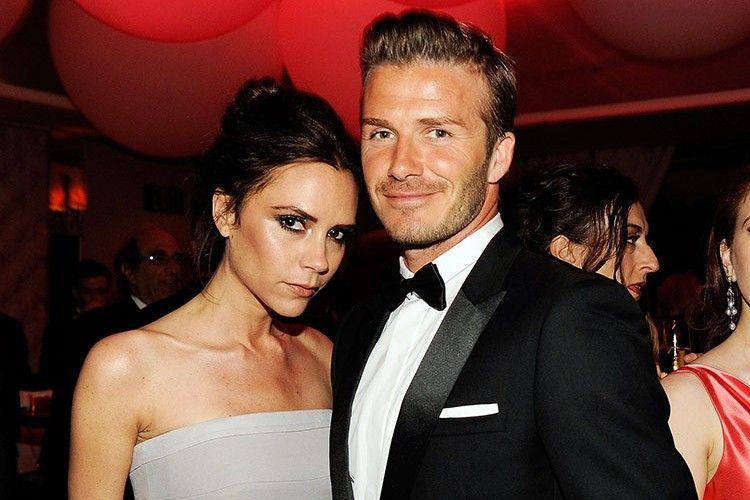 David dan Victoria Beckham Rayakan Ulang Tahun Pernikahan di Paris