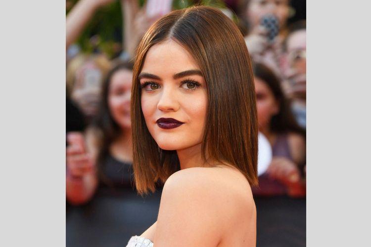 6 Inspirasi Warna Rambut Chestnut yang Bisa Kamu Coba