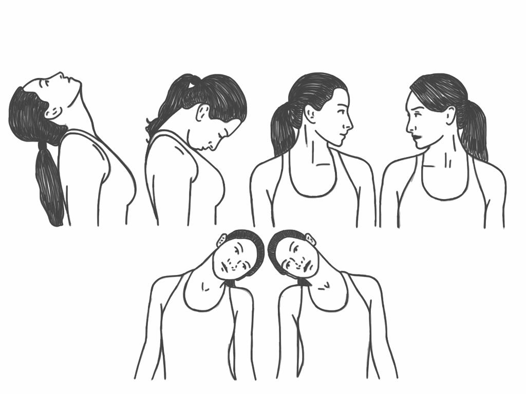 7 Gerakan Mudah untuk Menghilangkan Double Chin