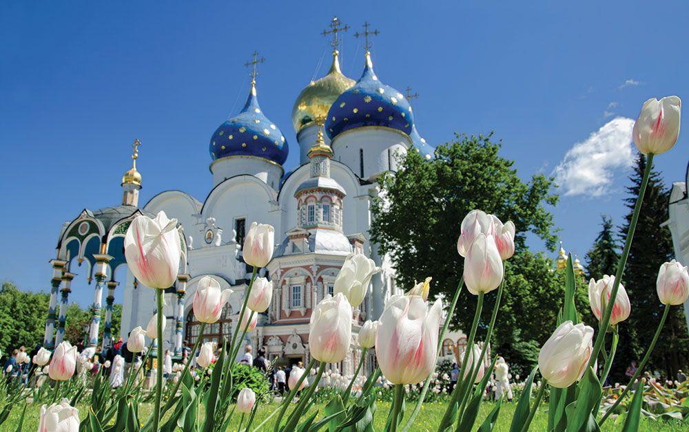 Indah dan Eksotis, Ini Destinasi Kota Populer di Rusia