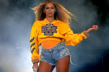 Beyonce x Balmain Luncurkan Koleksi Kapsul Untuk Amal