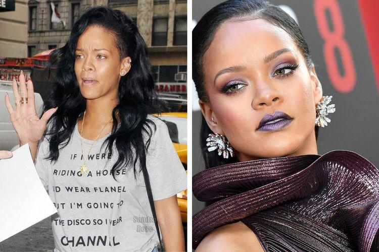 Bikin Terpana! Ini Penampilan 10 Seleb Hollywood Tanpa Makeup