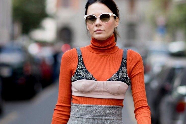 Stylish Sekaligus Nyaman dalam Balutan Turtleneck Outfit