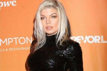 Keluar dari Zona Nyaman, Fergie Ubah Warna Rambut Lebih Berani