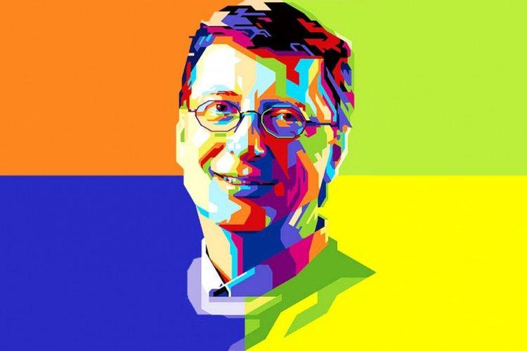 Sederhana, Ini Rahasia Pernikahan Harmonis Bill Gates dan Istri