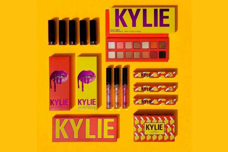 Bertema Musim Panas, Ini Koleksi Makeup Terbaru dari Kylie Cosmetics