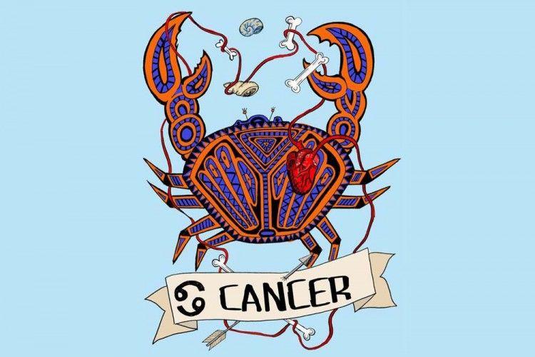 6 Kualitas Orang Berzodiak Cancer Ini Buat Kamu Beruntung Kenal Dia