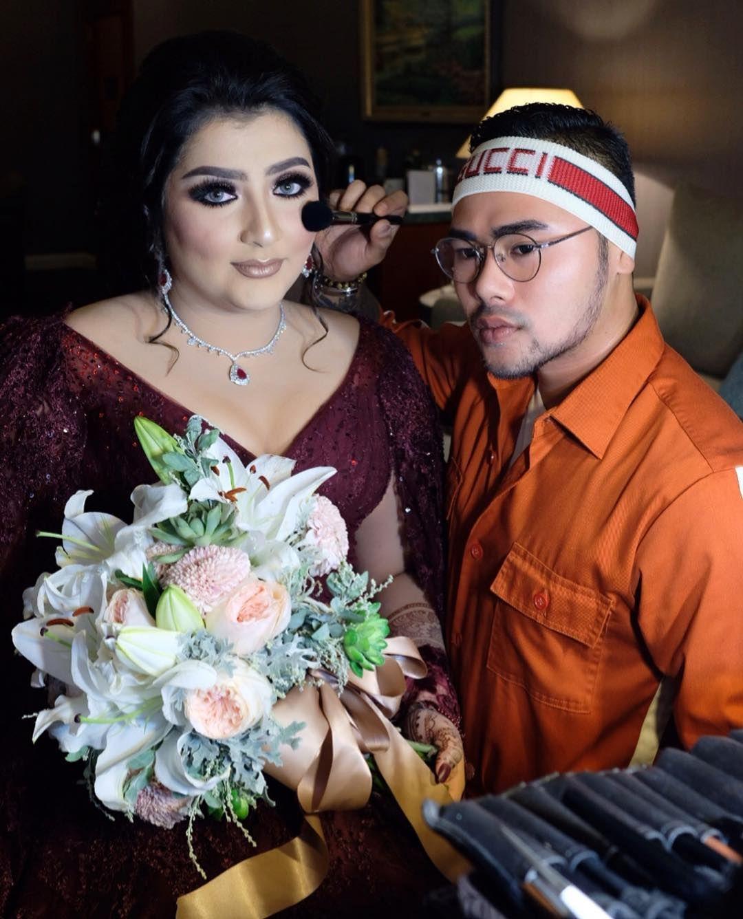 9 Make Up Artist Ini Sering Jadi Langganan Seleb Saat Menikah